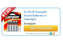 Energizer Batteries (1)
