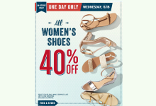 ON 40 off women shoes