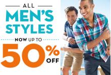 Old Navy Half Off Men Styles