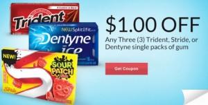 Rite Aid Gum coupon