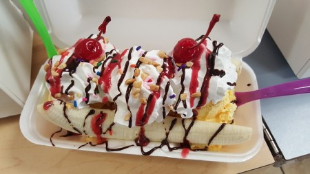 Can You Freeze Banana Split Cake