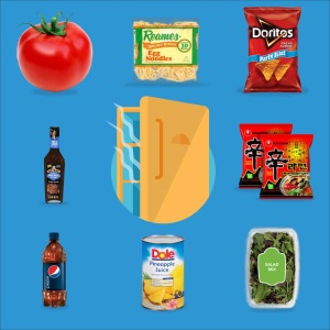 Cash Back on Tomatoes, Salad Mix, Doritos, Pepsi & Much More