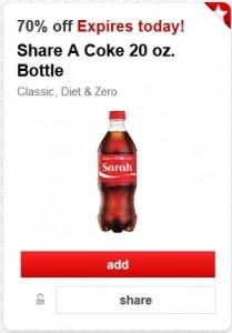 Target Coke Coupon