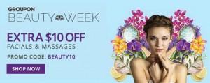 groupon beauty week