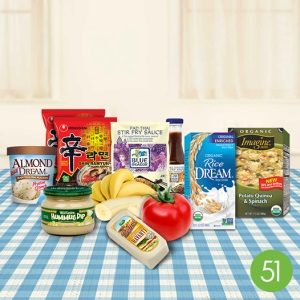 Cash Back on Bananas, Tomatoes, Cheese, Glade & Much More!