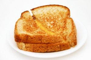 Grilled cheese istock