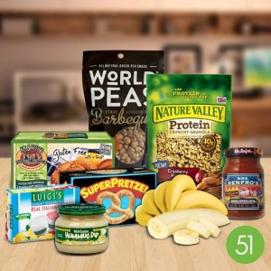 Cash Back on Bananas, Nature Valley, SnackWell's & More