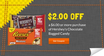 Hershey's Halloween Candy Only $.95 at Rite Aid