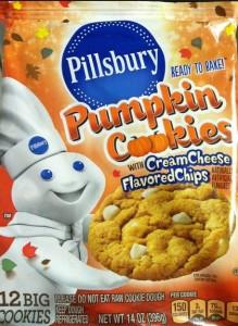 pillsbury pumpkin cookies