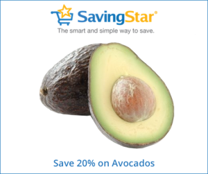 Save 20% on Fresh Avocados ~ This Week Only