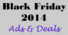 Black Friday Ads & Deals for ALL Major National Stores!