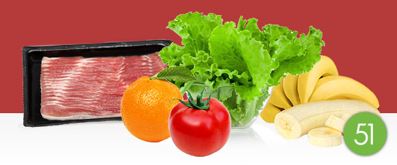 Get Cash Back on Tomatoes, Lettuce, Oranges & More