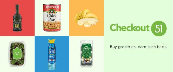 Get Cash Back on Bananas, Salad Mix & More