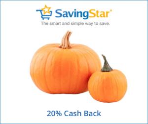 savingstar pumpkins