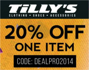 Offers Related To Tillys Promo Code