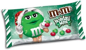 m&m holiday