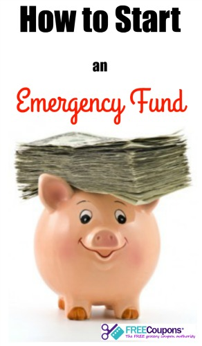 Do you have an emergency fund? This year could be the time to start one. It can sustain your family when times are tough.