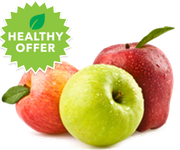 It's Tuesday! Time to load this week's Healthy Offer of the Week from Saving Star to your account! This week, Save 20% on any single purchase of loose Apples at participating retailers.