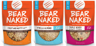 Bear Naked Granola for Just $.74