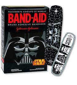 star wars band aid