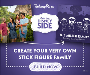 FREE Disney Stick Family Decal