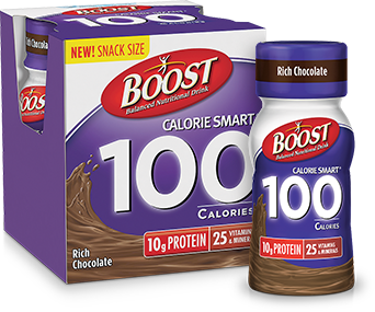FREE 4 pk of Boost Nutritional Drinks + a Coupon!