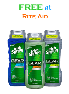 irish spring body wash