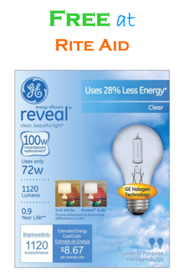 Light bulb coupons 2018