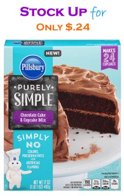 pillsbury simply