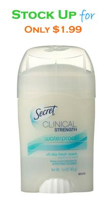 secret clinical 2