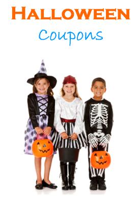 halloween coupons