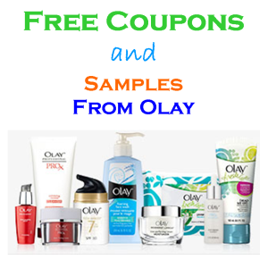 olay free samples