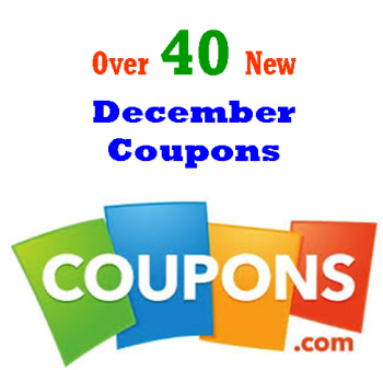 New Dec Coupons