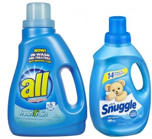 all detergent and snuggle