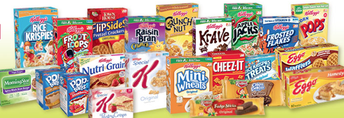 Want to get exclusive deals on Kellogg's products? Kellogg's Family Rewards offers exclusive savings, great-tasting recipes, and special offers and promotions.