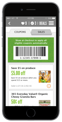 Whole Foods Revamped their Coupon App | FreeCoupons.com