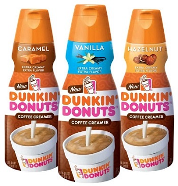 If Dunkin Donuts' creamer is even close to being as good as their coffee, this is gonna be a deal too amazing to ignore. Find out how to get it for $1.24!