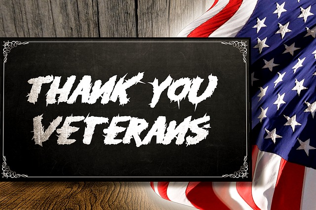 "Say ""THANK YOU"" to all service men and women who have served our country with some incredible freebies and discounts too!"