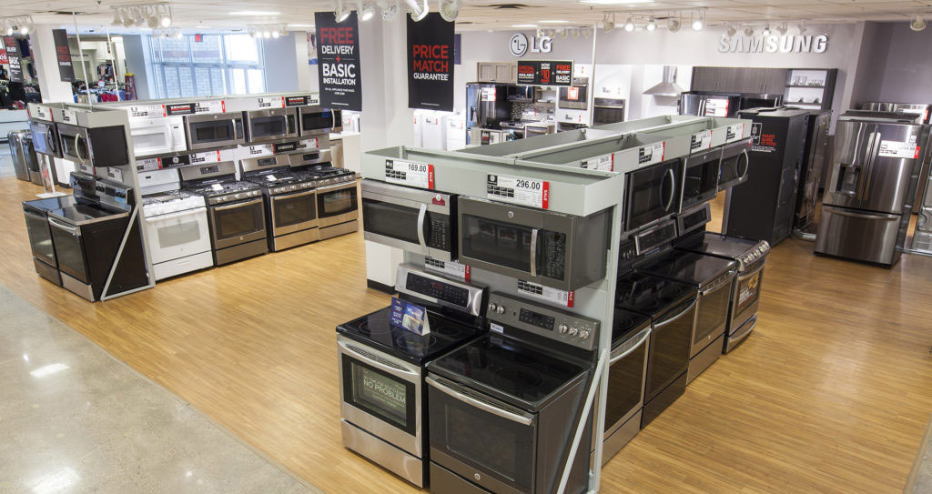 J.C. Penney will Stop Selling Appliances