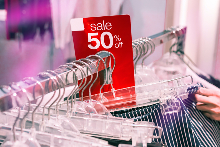 How to Shop Going Out of Business Sales